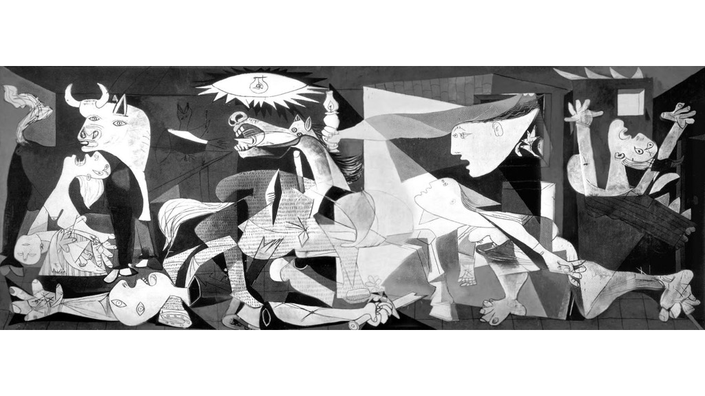 Our Guernica, After Our Picasso project video thumbnail