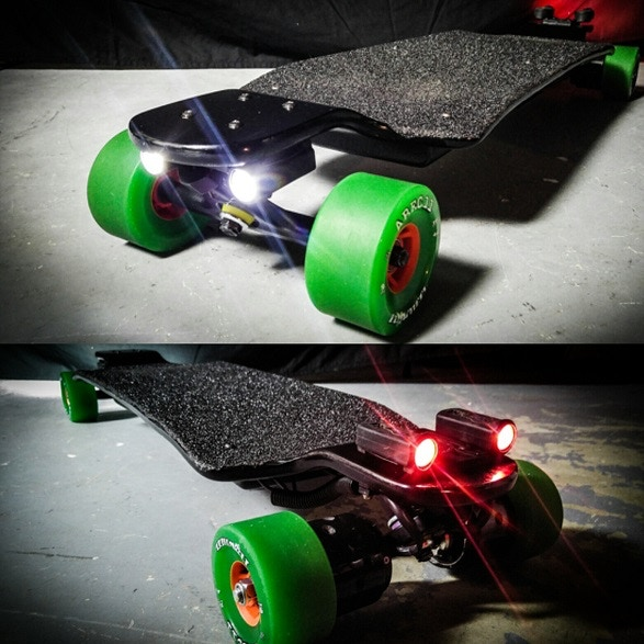 Carvon Next Generation Electric Skateboards Longboards