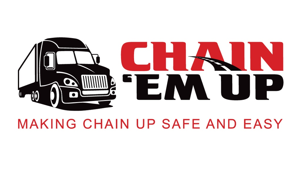 Chain 'Em Up, a hassle-free chaining up tool for truckers. project video thumbnail