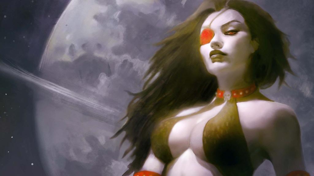 Monsterella #1 Comic Book project video thumbnail