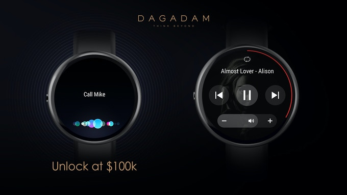 Dagadam Watch S stretch goal