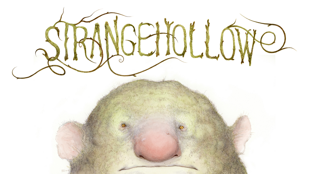 Strangehollow - An Art Book By Emily Hare project video thumbnail