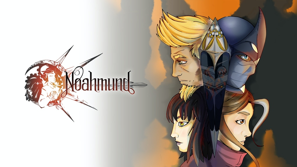 Noahmund - Japanese Role Playing Game project video thumbnail
