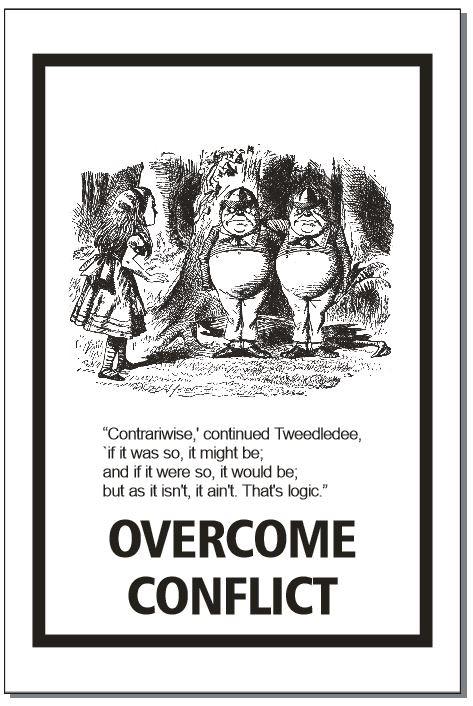 Overcome Conflict