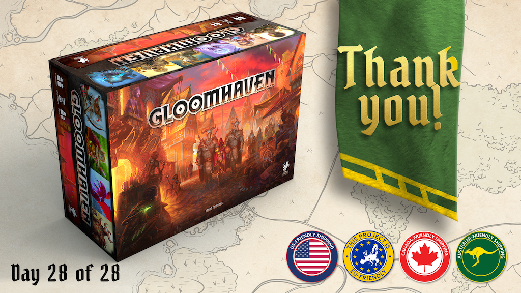 Gloomhaven (Second Printing) Project-Video-Thumbnail