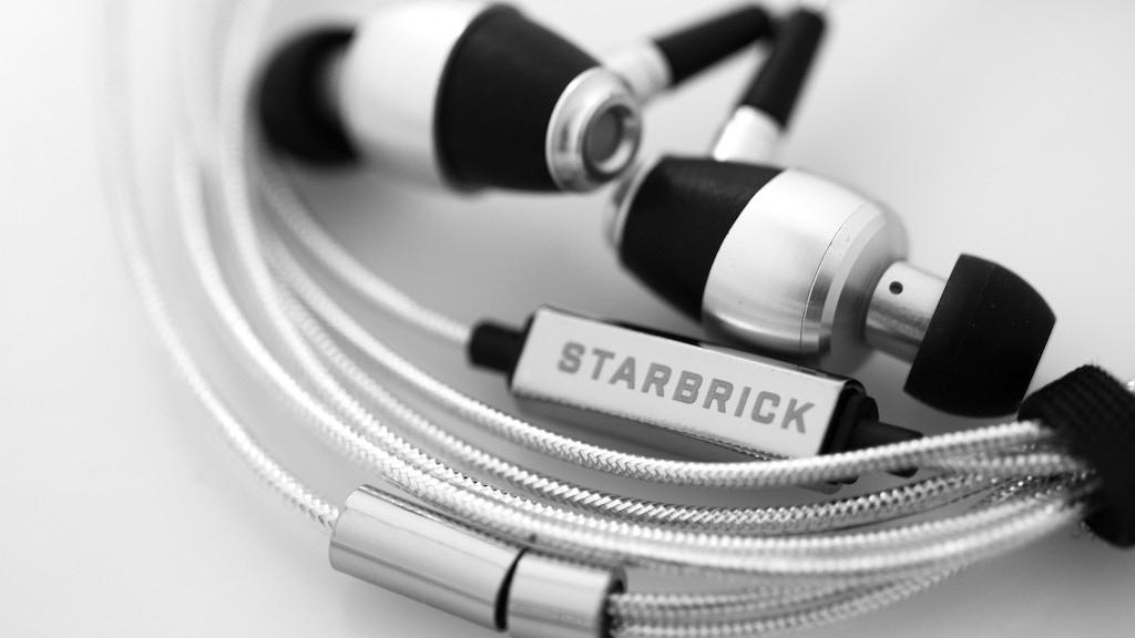 StarBrick Beryllium - Earphones Made for Music project video thumbnail