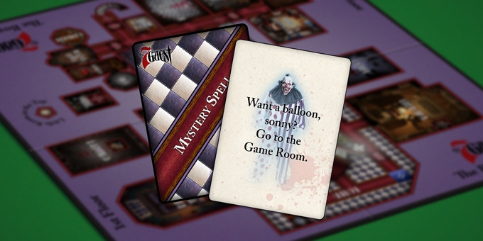 Mystery Spell Cards