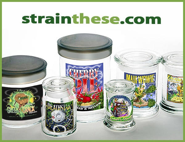 Have your favorite strain stand out from the rest
