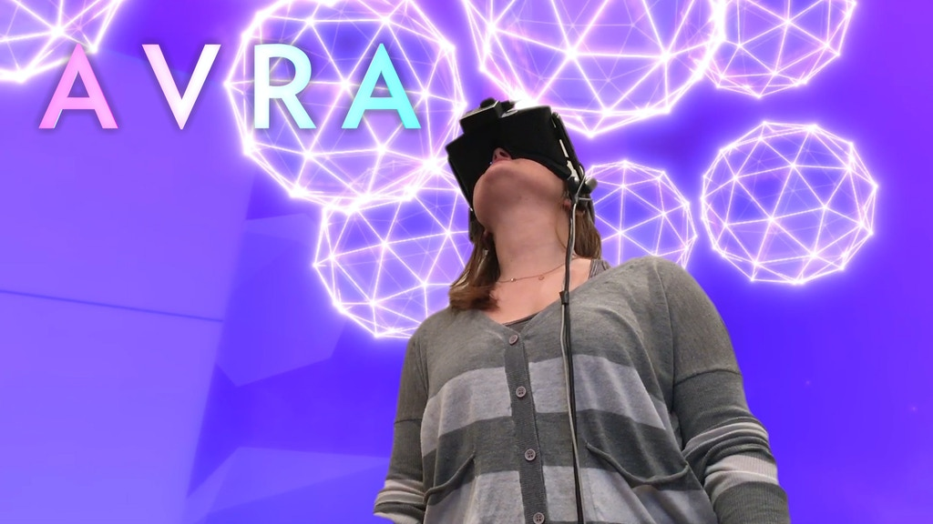 AVRA Pop-up VR Playroom: What do Pixels Feel Like? project video thumbnail