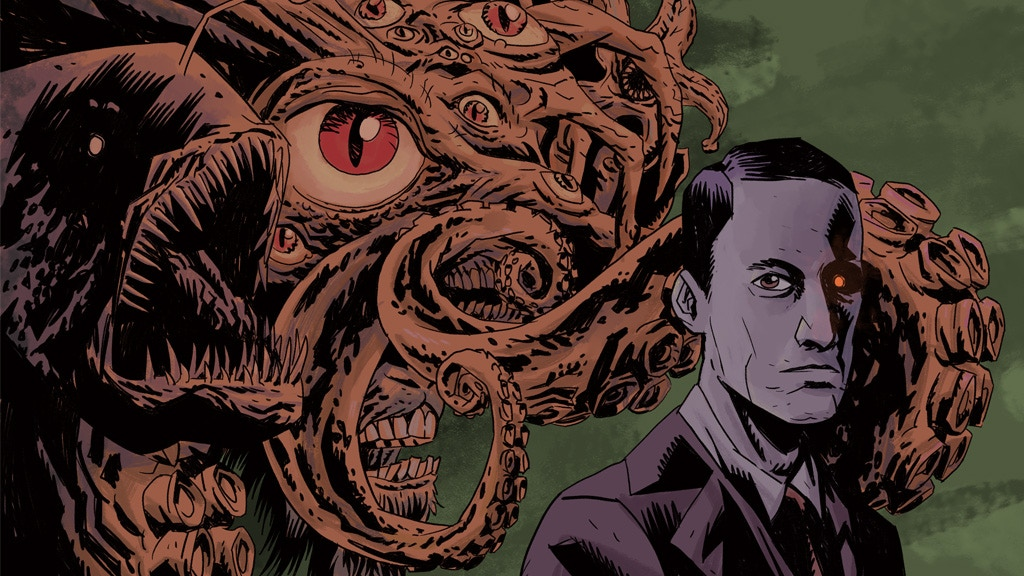 """Project image for A Forest: Lovecraft based """"choose your own adventure"""" book"""