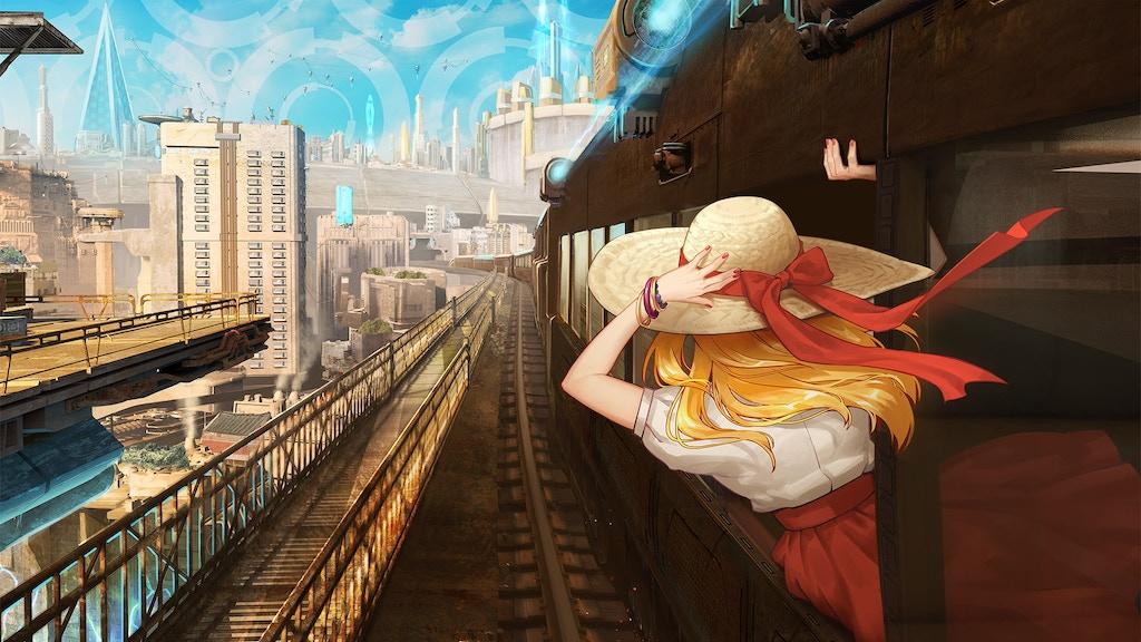 Minotaur: a point and click visual novel project video thumbnail
