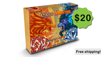 Card Master: A Tactical Card Game