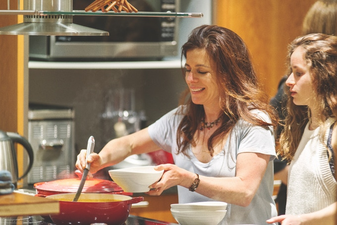 cooking healthy home-made meals should easy and fun