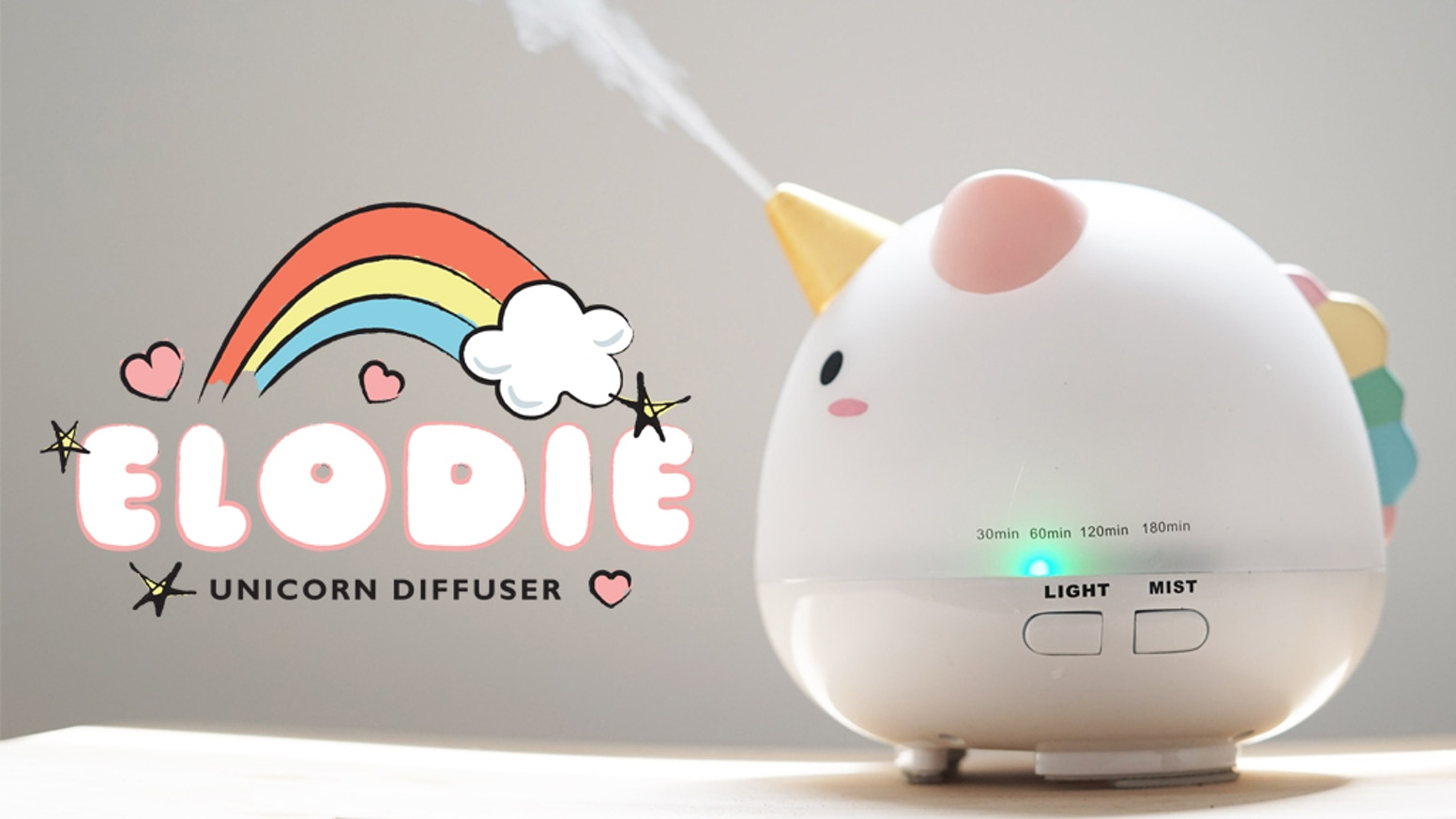 Elodie Diffuser - when function meets cuteness