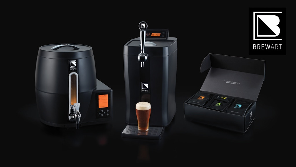 BrewArt |Automated Smartphone Controlled Beer Brewing System project video thumbnail