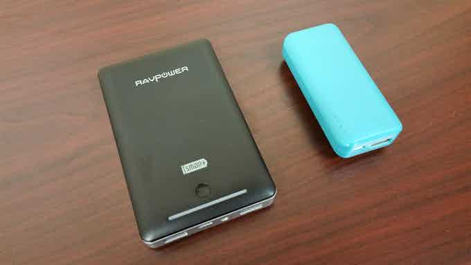 Cell phone Battery packs.