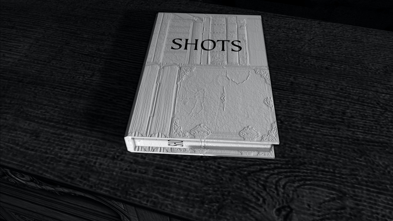 A beautifully produced hardcover book edited by Russell Joslin featuring photography from the issues of SHOTS Magazine he has published