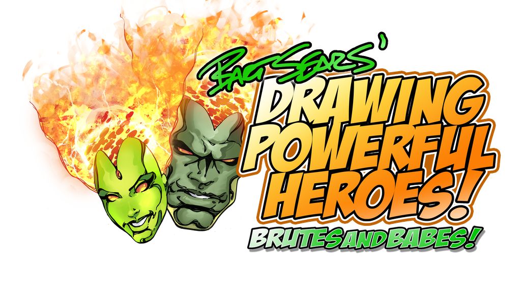 Bart Sears' DRAWING POWERFUL HEROES: Brutes and Babes! project video thumbnail