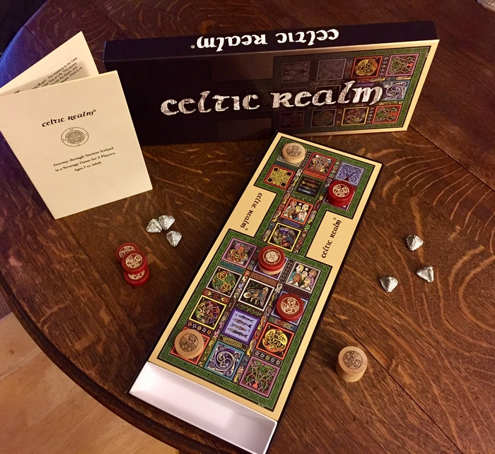 Thanks to all who helped revive and revamp this lovely game. Missed us on Kickstarter? Check out celticrealm.net to grab a copy today!