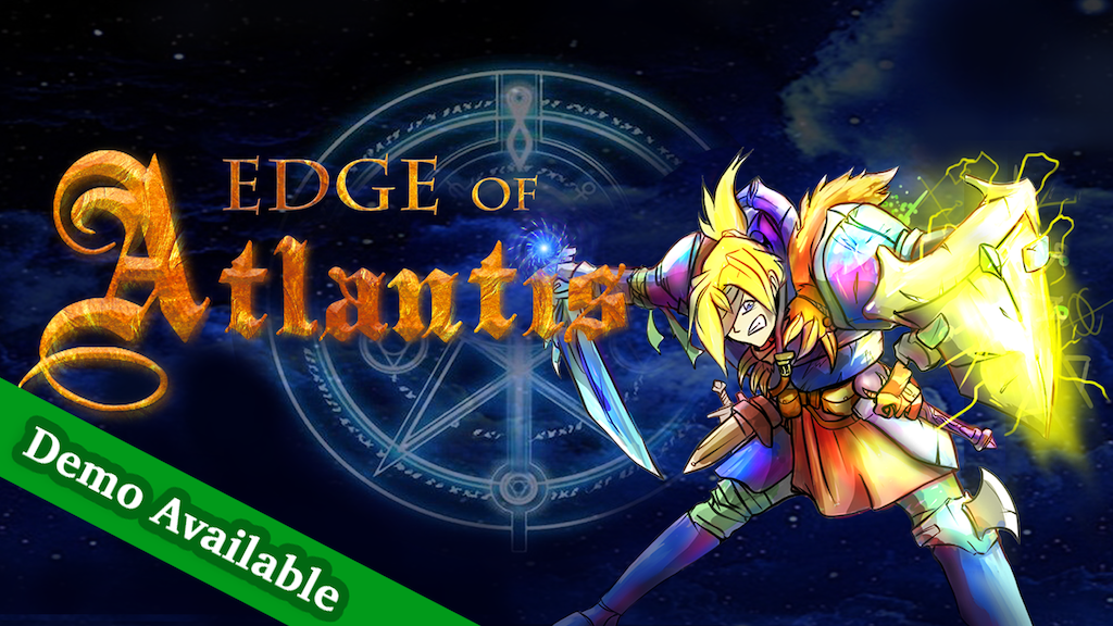 Edge of Atlantis - VR Fantasy Roguelike Action RPG Game project video thumbnail