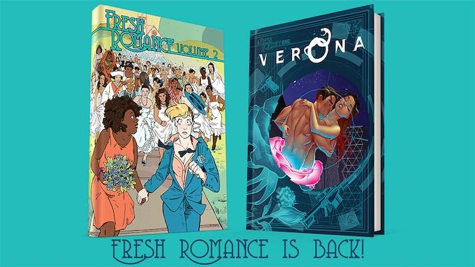 Verona Comics Read Online Free