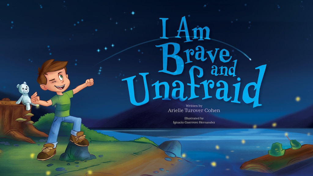 I Am Brave and Unafraid project video thumbnail