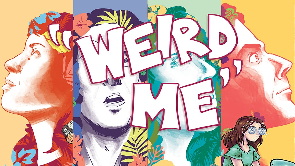 Weird Me: The Complete Collection (a Weird Al fandom comic) project video thumbnail