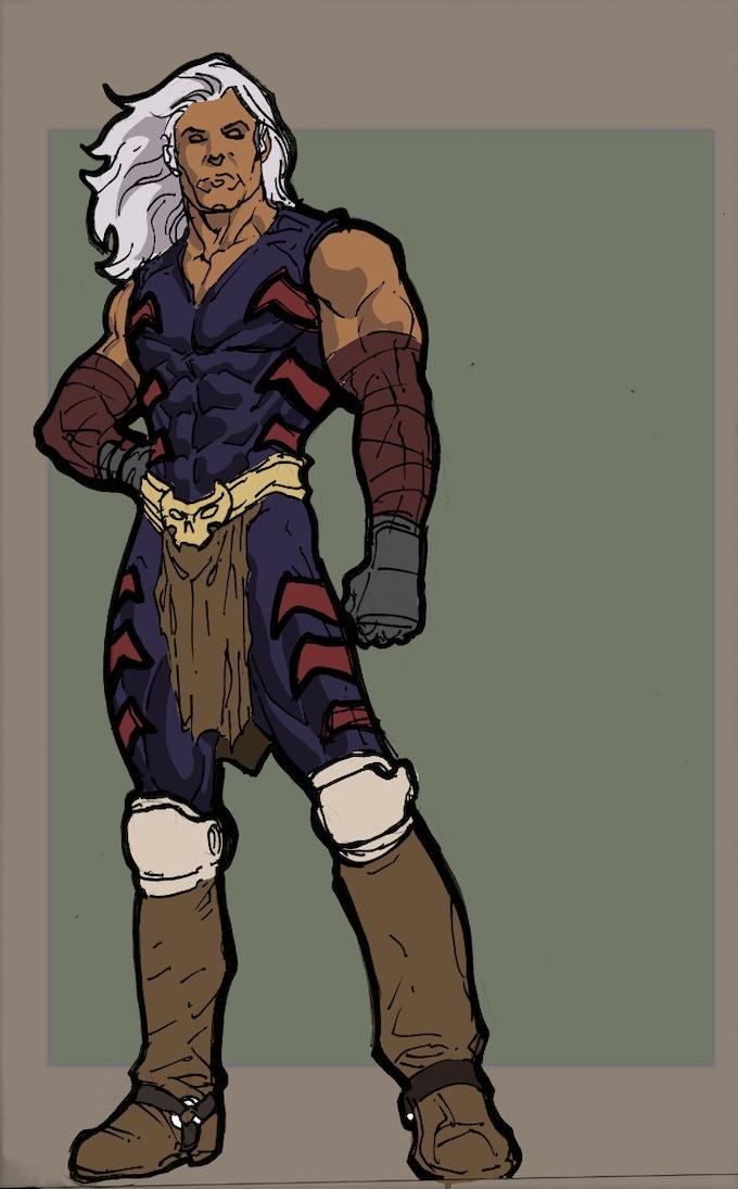 Graywullf design 2