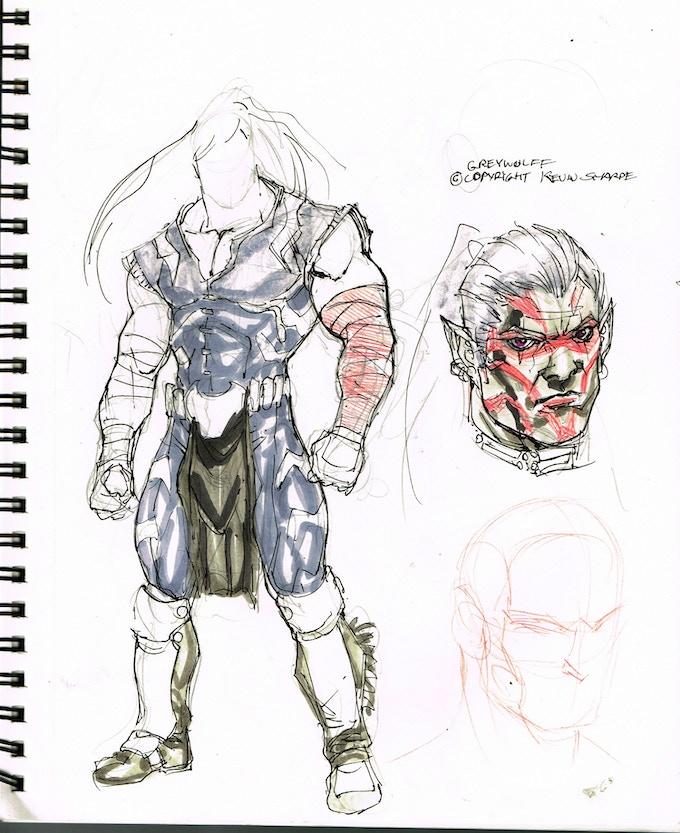 Greywulf design 2