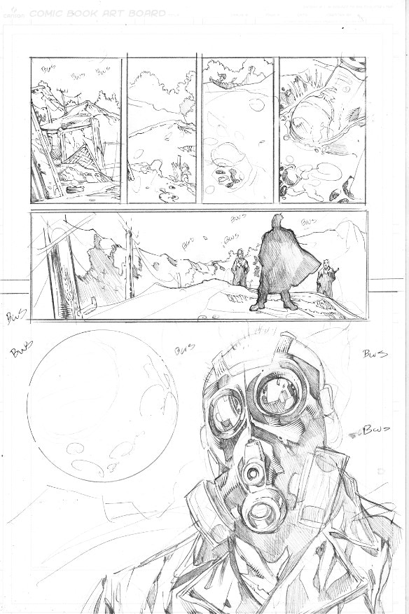 The wreckage page preview 13