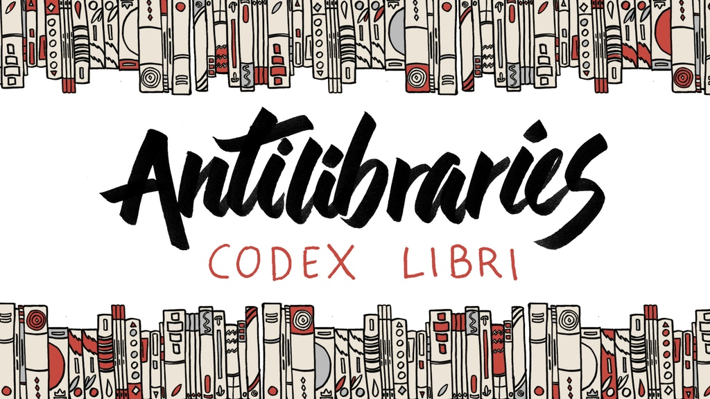 Antilibraries: Codex Libri project video thumbnail