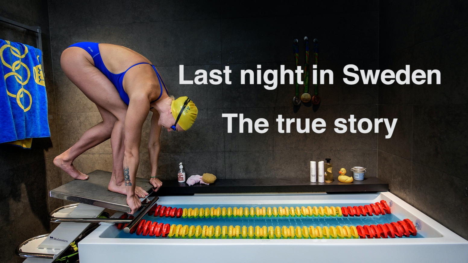 A photography project showing what really happened in Sweden last night.