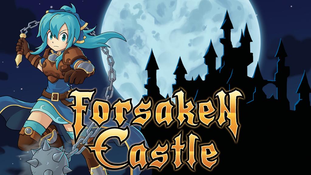 Forsaken Castle By Duck Block Games —Kickstarter