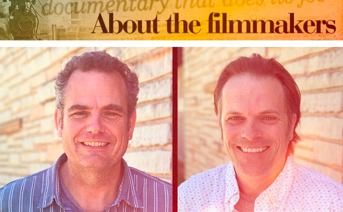 filmmakers David Layton & Mike Nicholson
