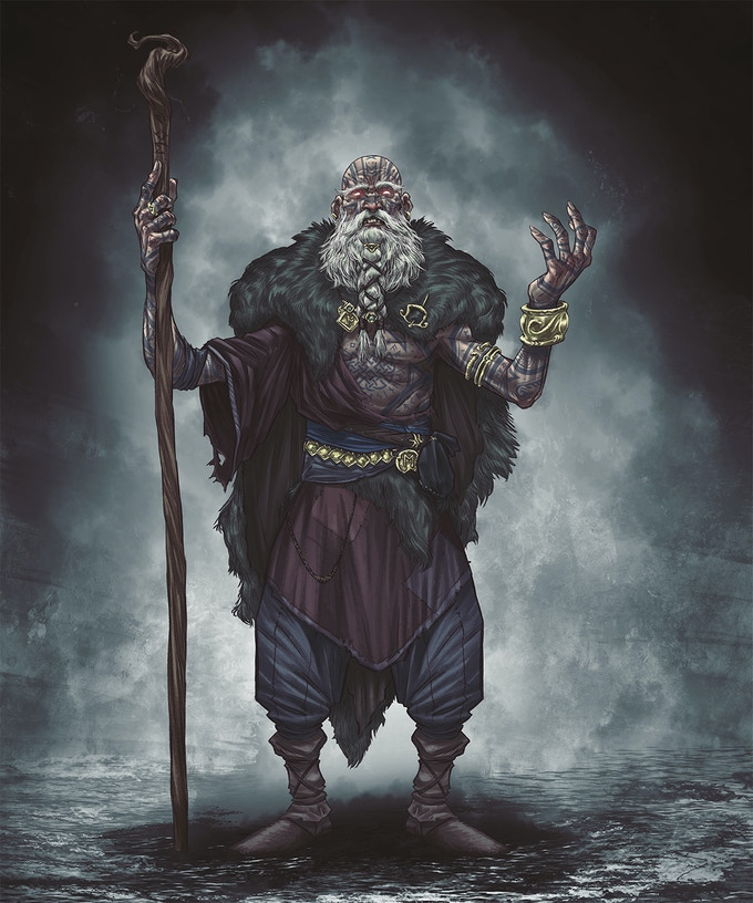 Gods And Warriors Books In Order: Journey To Ragnarok: A Norse Mythology Adventure For 5e By