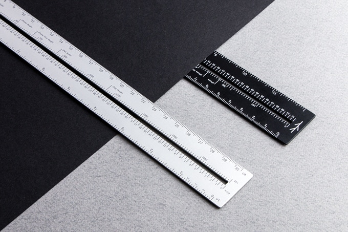Our design allows for twice the measurements