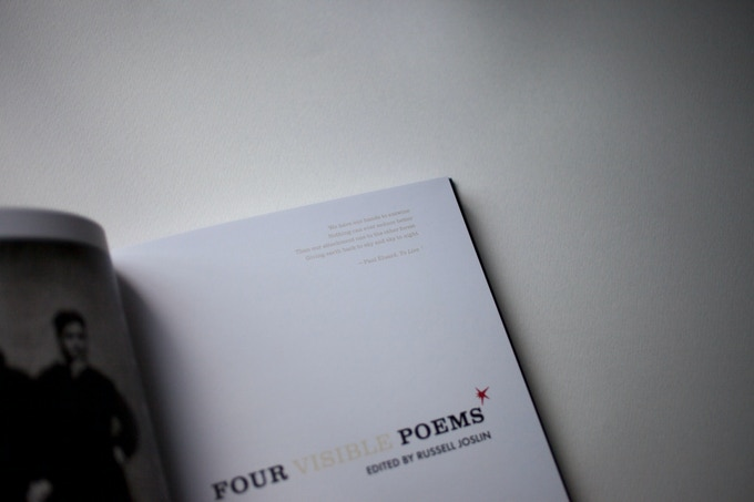 Black Forest: Four Visible Poems