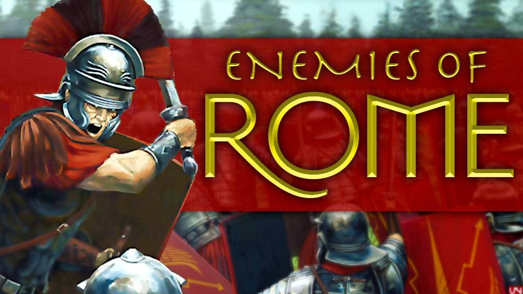 Enemies of Rome project video thumbnail