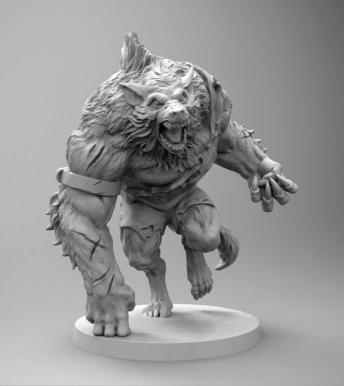 Werewolf - Terror & Anguish add on