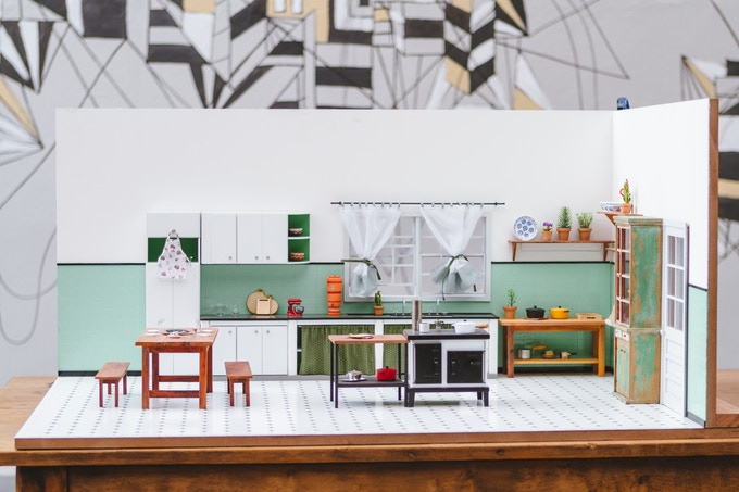 Tiny Kitchen Brazil Set