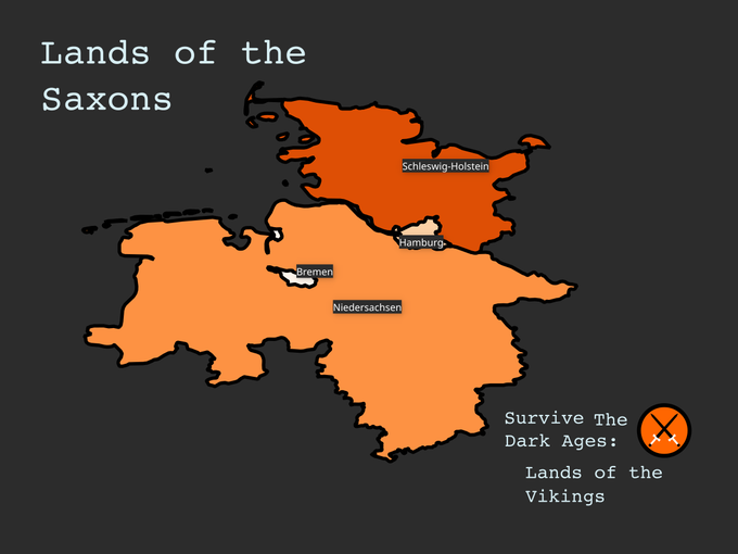 Lands of the Saxons