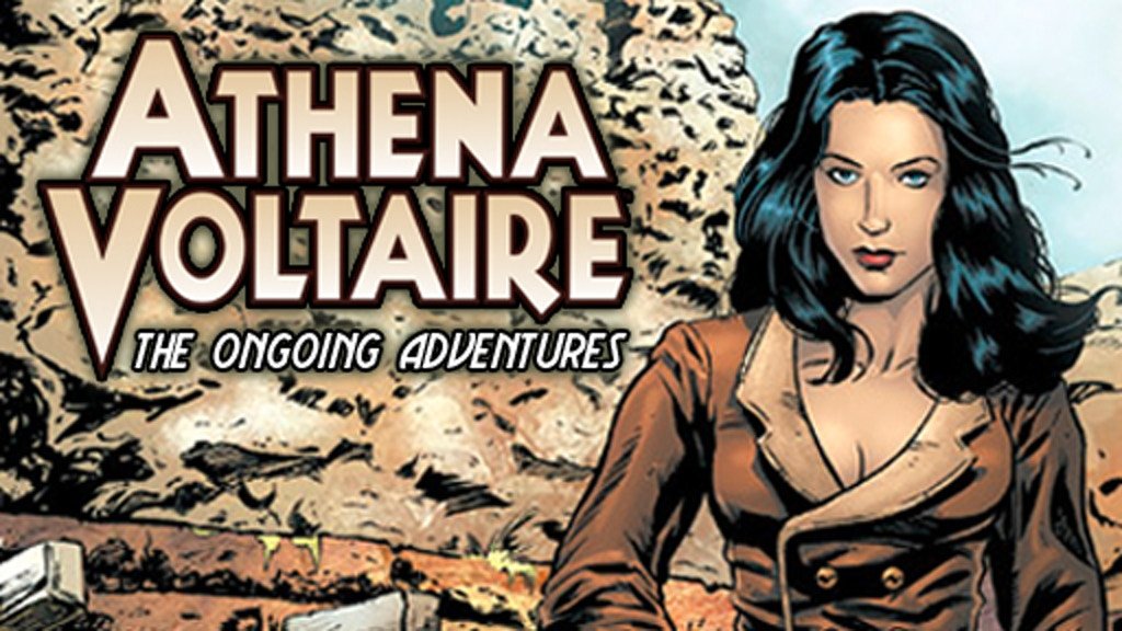 Athena Voltaire: The Ongoing Adventures project video thumbnail