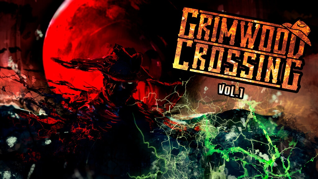 Grimwood Crossing - An Action-Packed Supernatural Western project video thumbnail