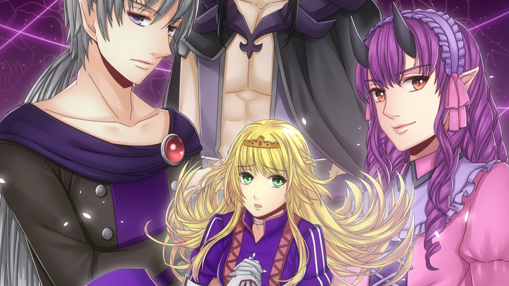 Mizari Loves Company - Otome Visual Novel-RPG project video thumbnail