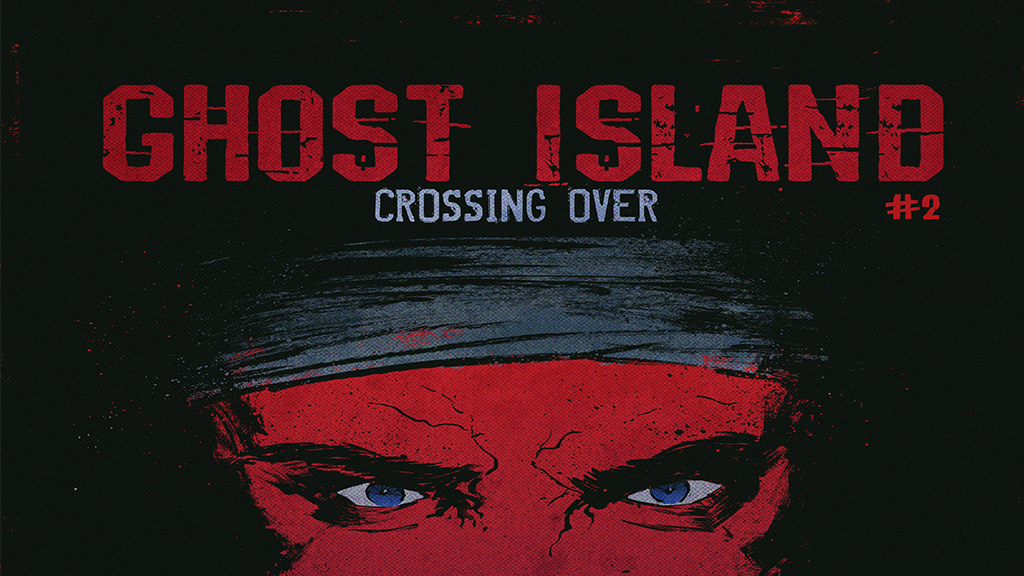 Ghost Island #1 & #2 A supernatural Horror series project video thumbnail