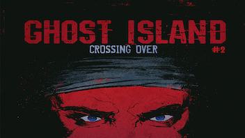 Ghost Island #2 A supernatural Horror series