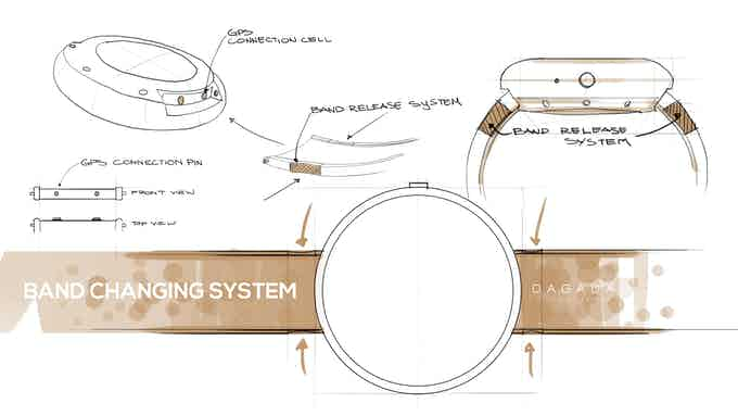 Band Changing System Concept