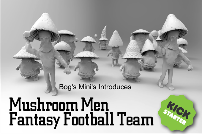 Bog's Fightin' Mushies