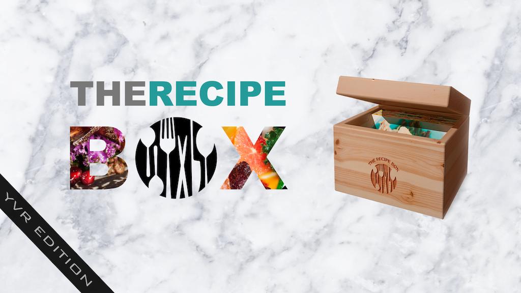 THE RECIPE BOX project video thumbnail