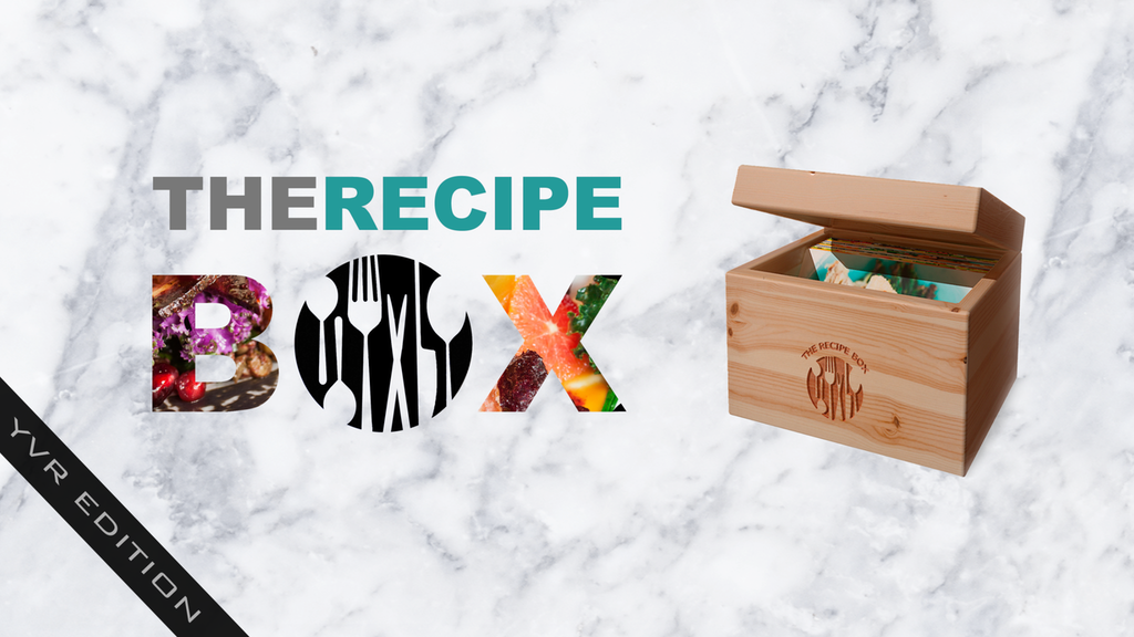 THE RECIPE BOX project video thumbnail